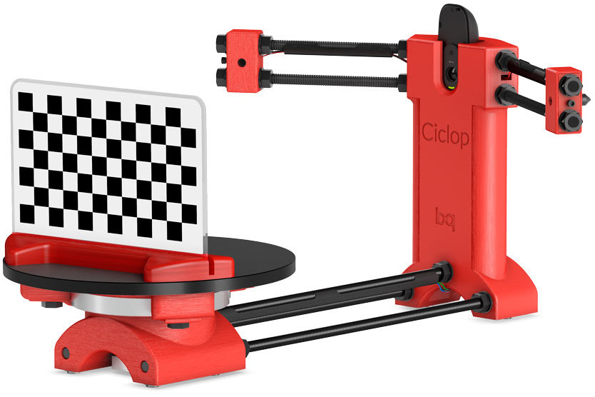 3D Циклоп