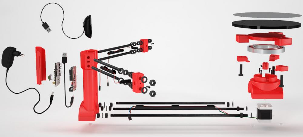 Ciclop - 3D scanner - Google