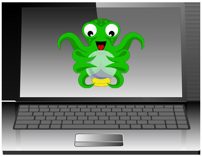 laptop_OctoPrint