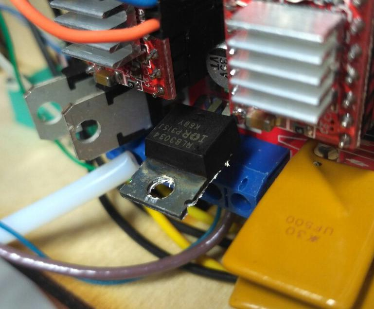 Транзистор стола