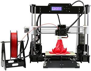 Anet A8 Самый дешёвый 3D принтер. Доставка из России.