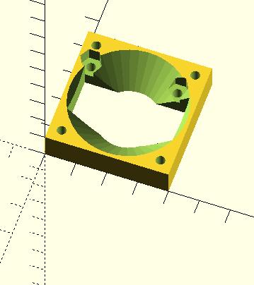 OpenSCAD для 3D печати