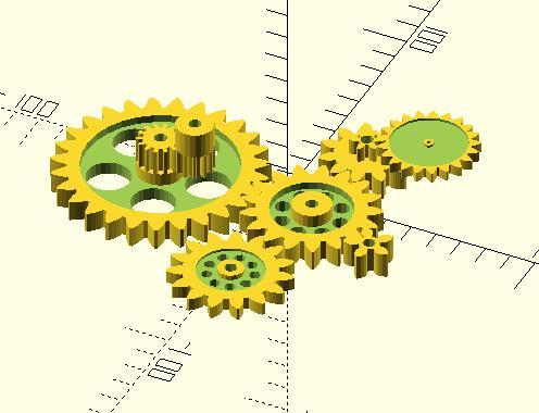 Моделирование в OpenSCAD для 3D печати - MCAD
