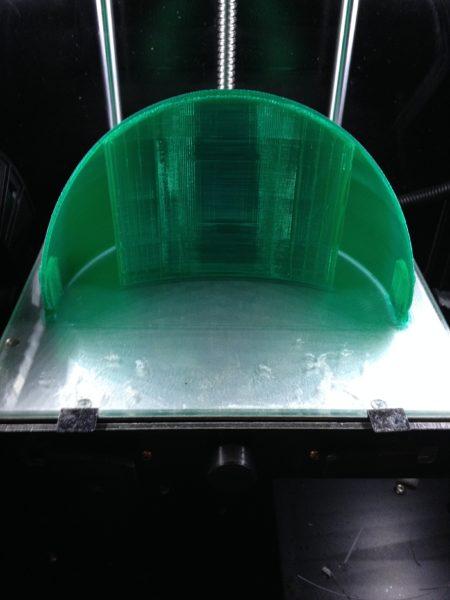 3D печать Космоночник