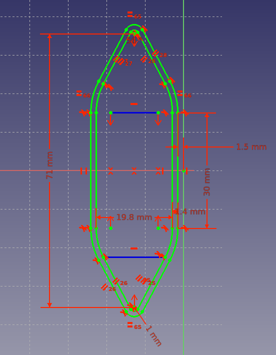 Моделирование во FreeCAD. Воздуховод