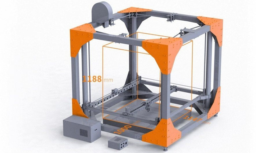 3d принтер дельта чертежи 58