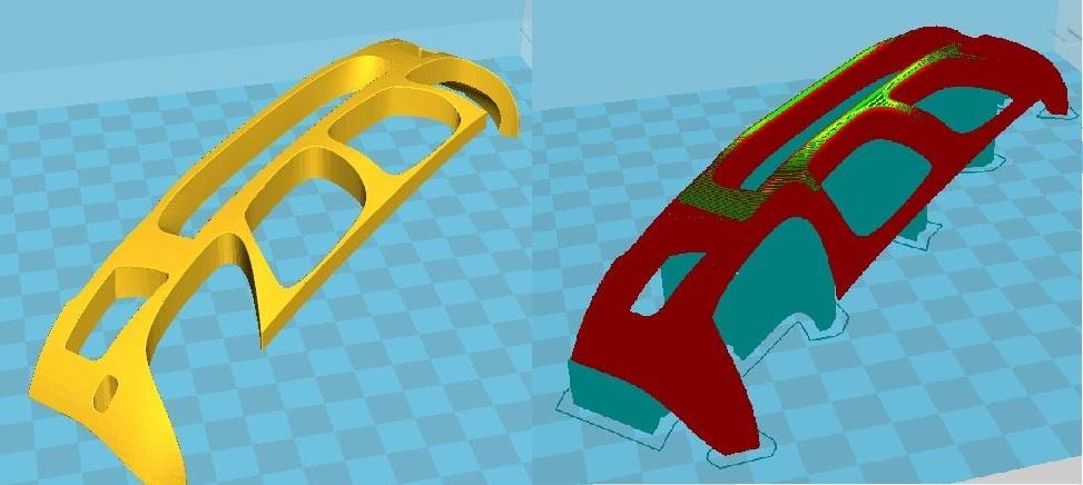Большой 3D принтер - большие 3D проблемы. 3d печать, 3D принтер, BigRap, 3D лекбез, длиннопост