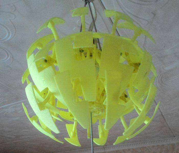 Светильники из 3Д принтера