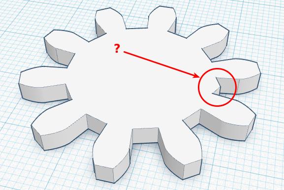 Моделирование в TinkerCad. Создание шестерни, резьбы