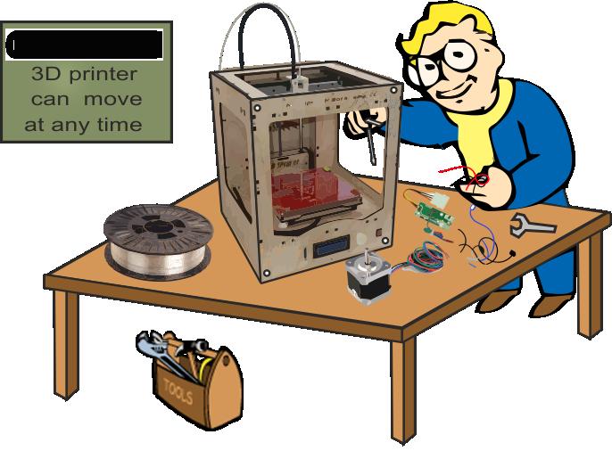 Объявляем традиционный конкурс рассказов о своём 3D принтере