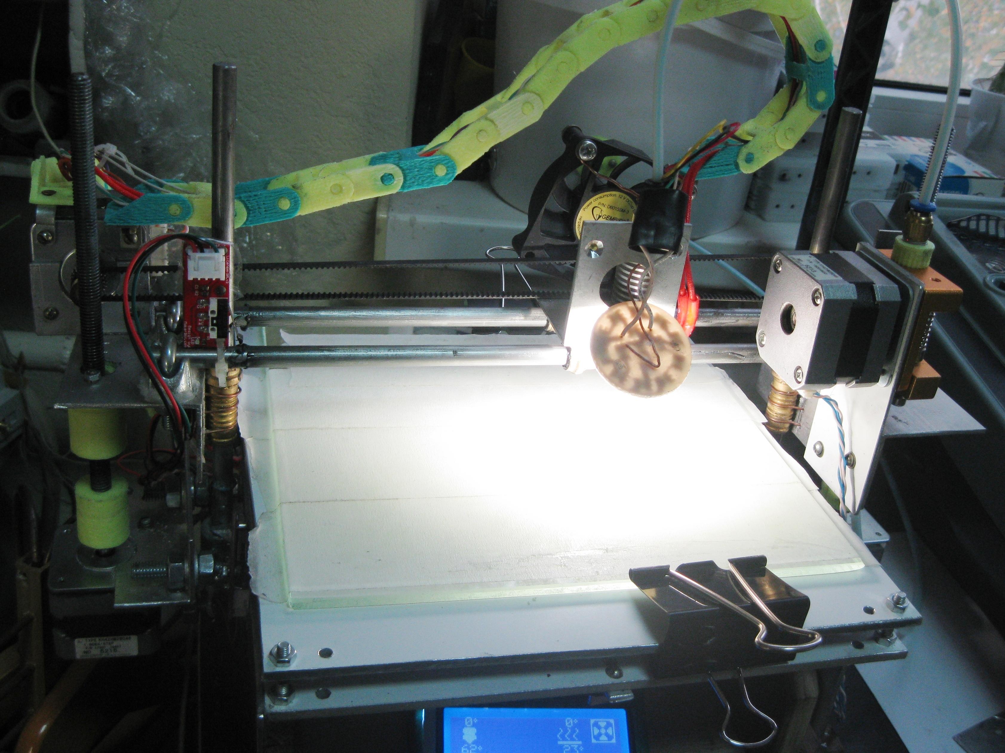 3D принтер своими руками