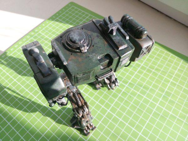 Мех - разведчик SCT -2
