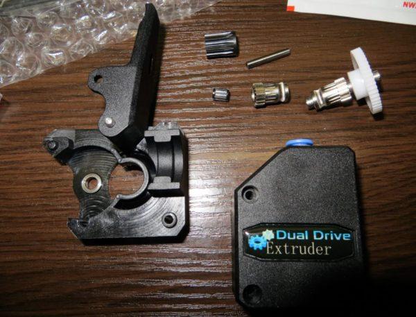 "Обзор экструдера ""Китайский клон Btech Dual Drive"""